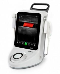 Ветеринарный ультразвуковой аппарат с цветным допплером