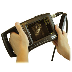 Портативный ультразвуковой аппарат для диагностики стельности коров КРС