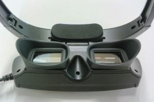 Видео очки, бинокулярные очки для УЗИ коров 2