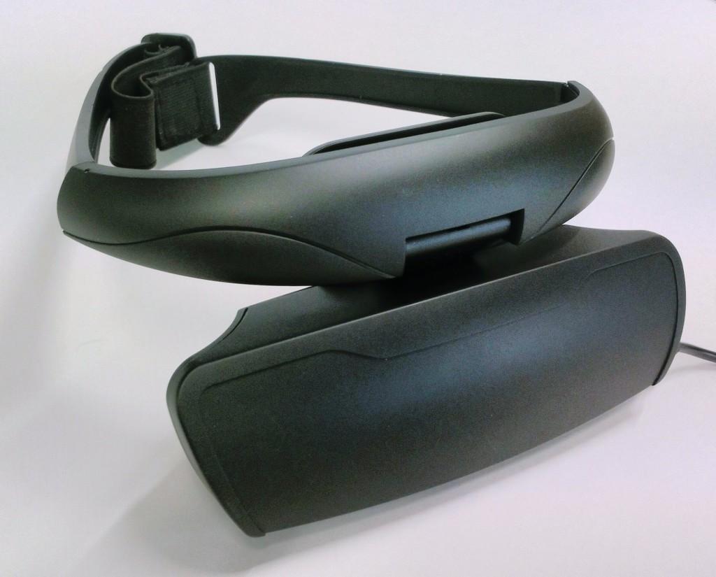 Видео очки, бинокулярные очки для УЗИ коров