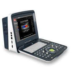 Портативный ветеринарный УЗИ сканер с батареей и цветным допплером